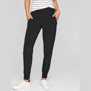 Athleta Black Soho Jogger Pants